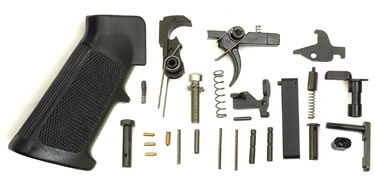 THOR TR-15 MIL-SPEC AR-15 Lower Parts Kit