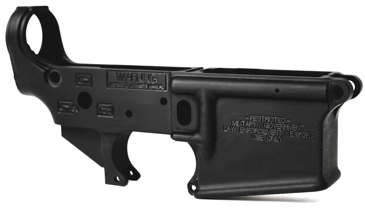 THOR Stripped TR-15 5.56 NATO Lower Receiver