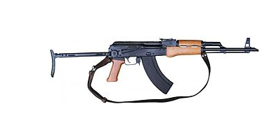 THOR TKR-47 Rifle 7.62x39mm W/ Underfolding Stock