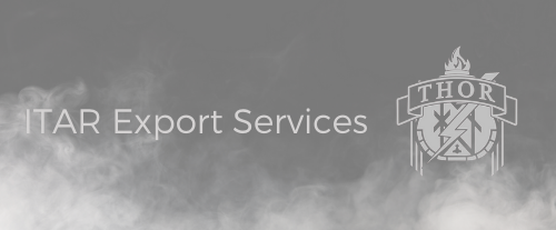 ITAR Export Services