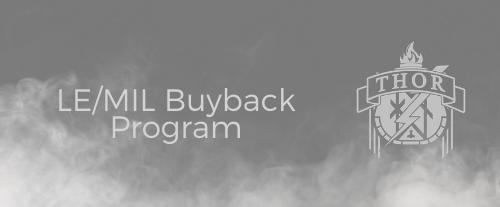LE/MIL Buyback Programs