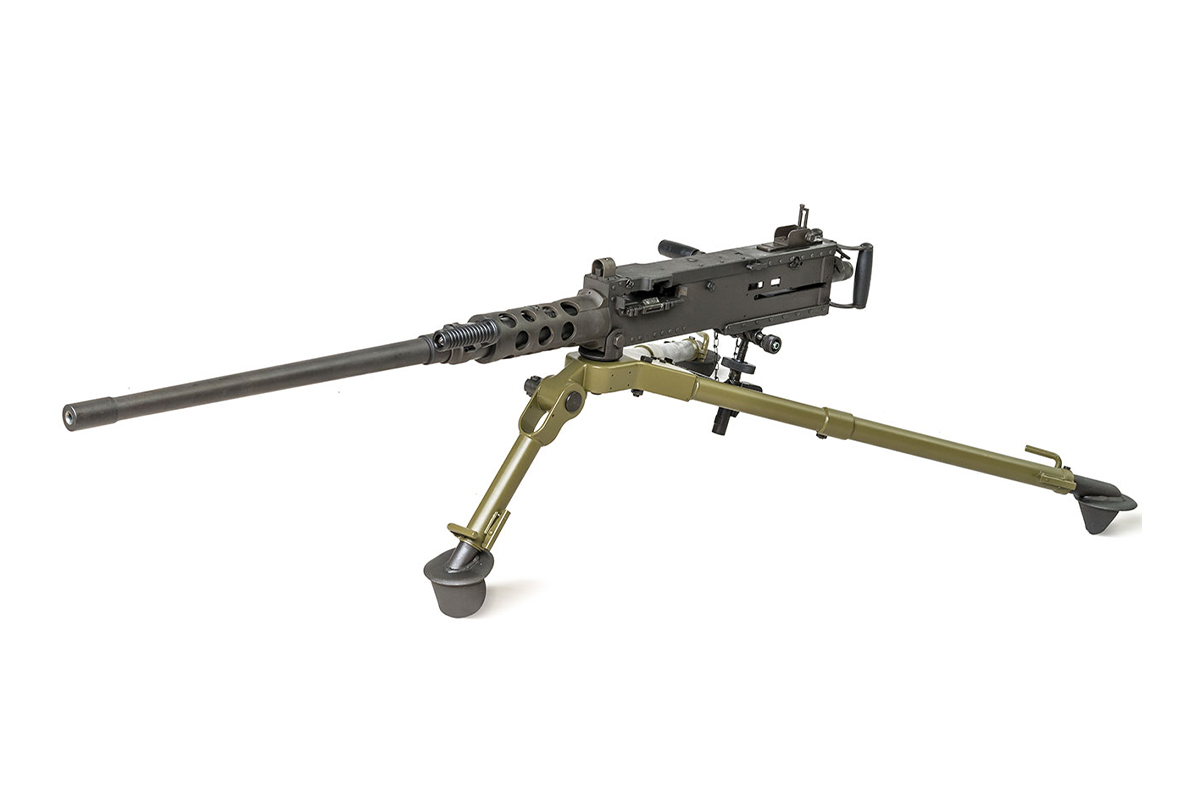 THOR M2HB Heavy Belt-Fed Machine Gun .50 BMG