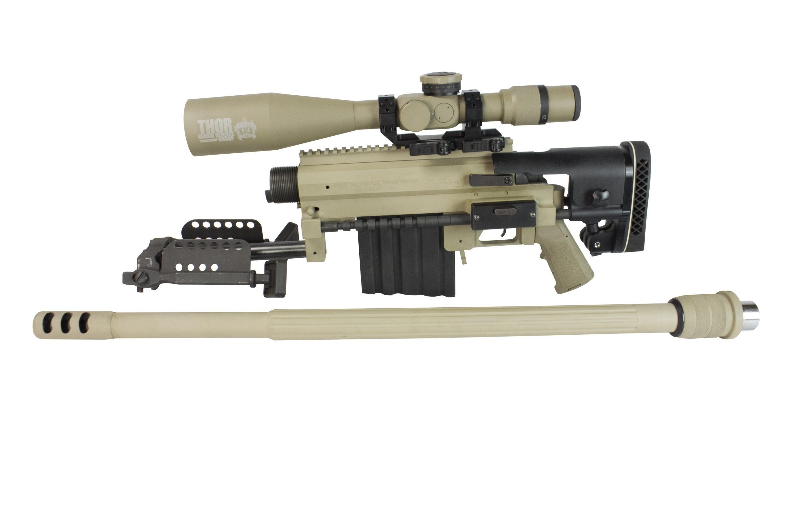 Rifles - Bolt Action